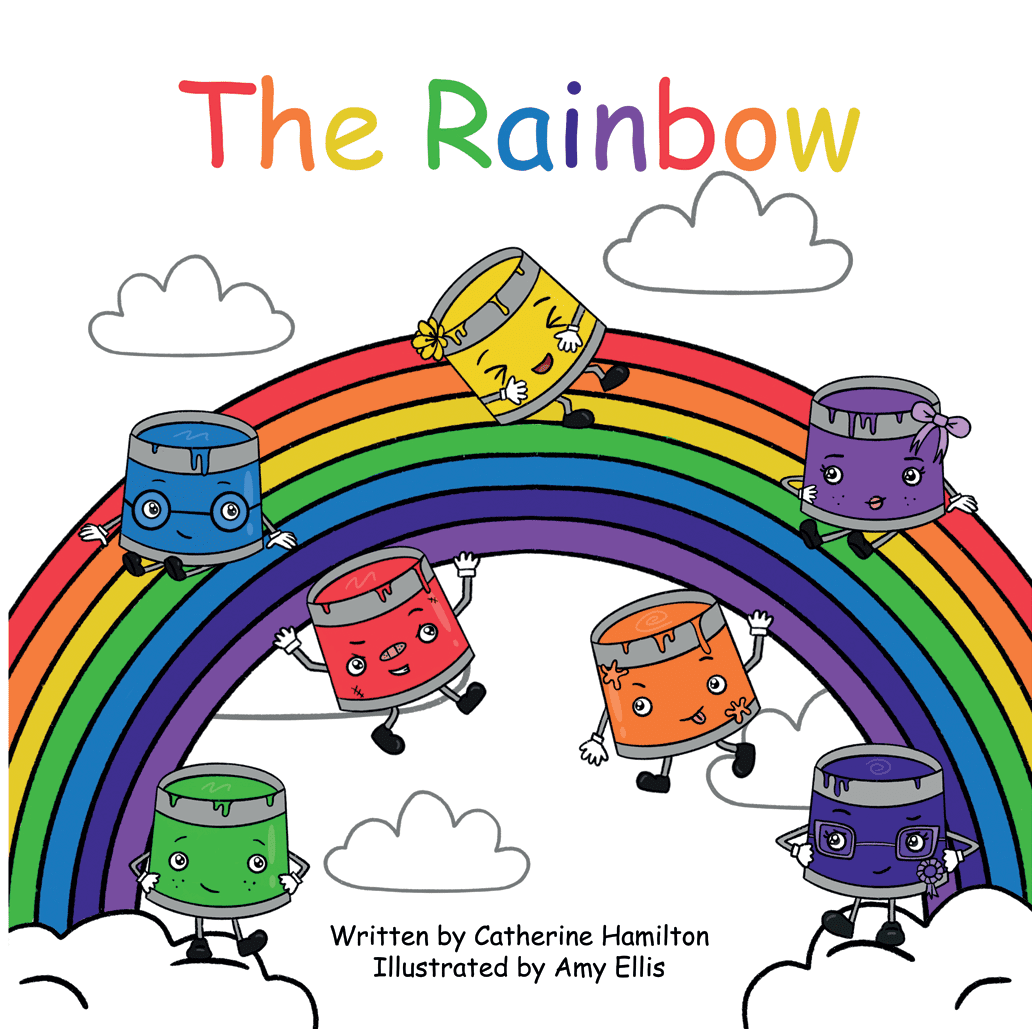 The Rainbow Illustrated Children's Book